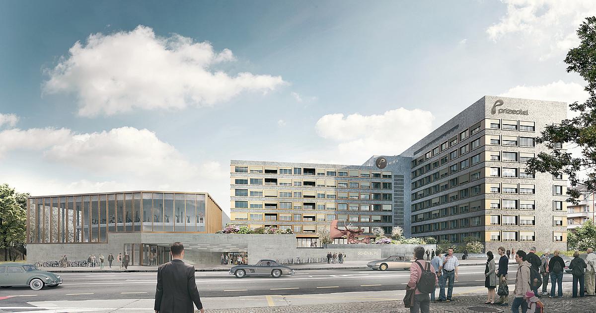 Prizeotel bern city das erste prizeotel hotel in der schweiz for Design hotel bern