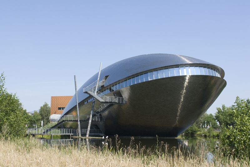 "The ""Universum"" in Bremen"