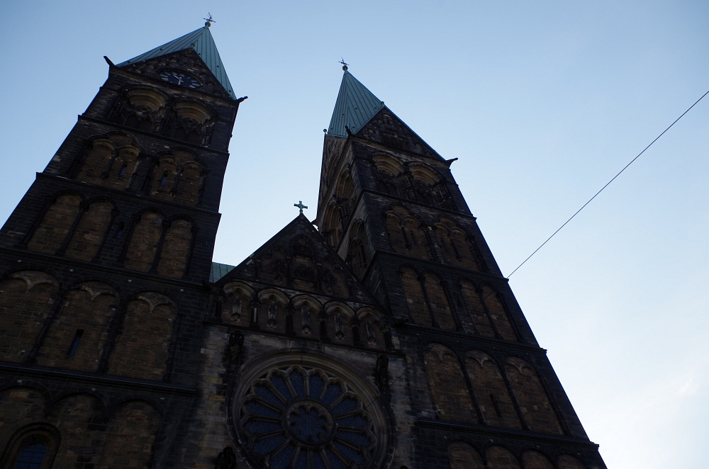 The Cathedral in Bremen