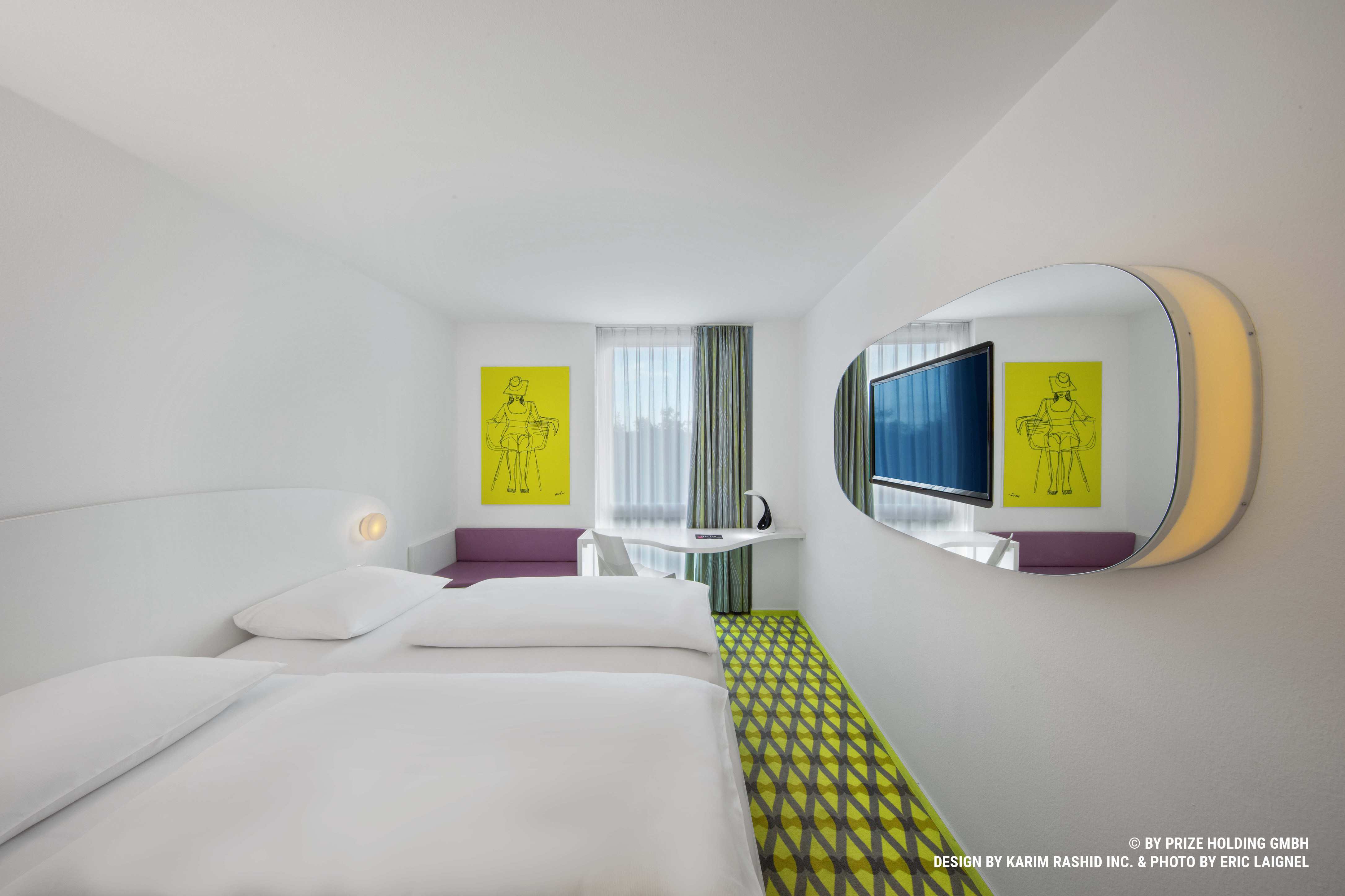 prizeotel Bremen-City Design Room for single use