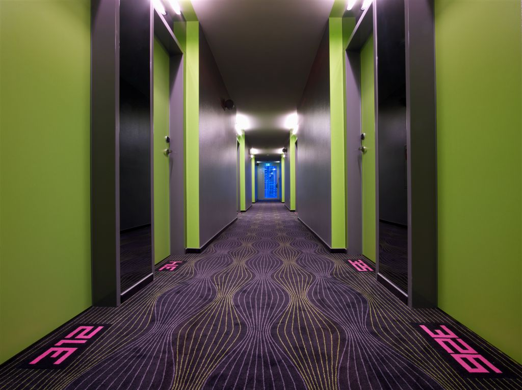 prizeotel Bremen-City Floor / Hallways
