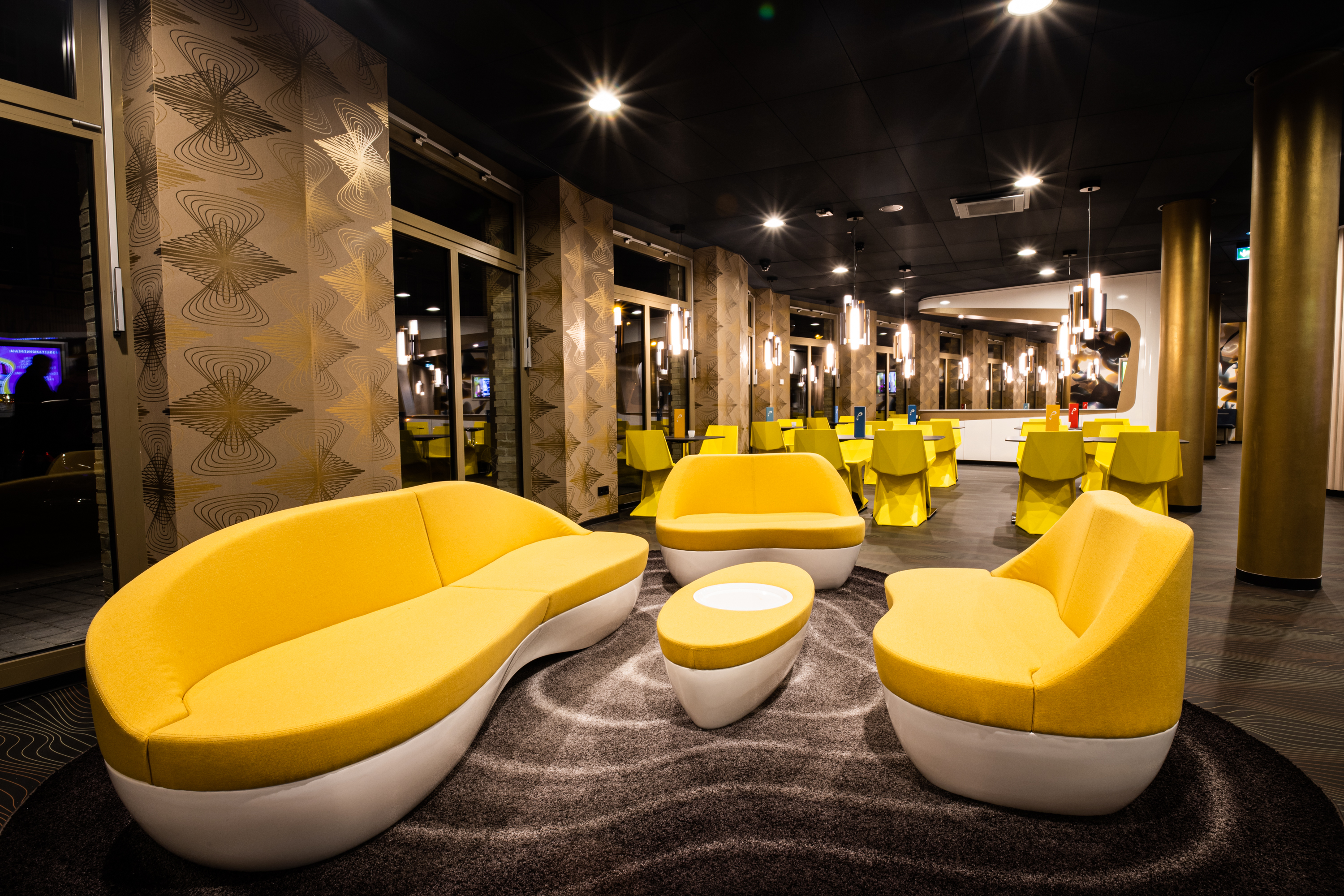 prizeotel Erfurt-City lounge