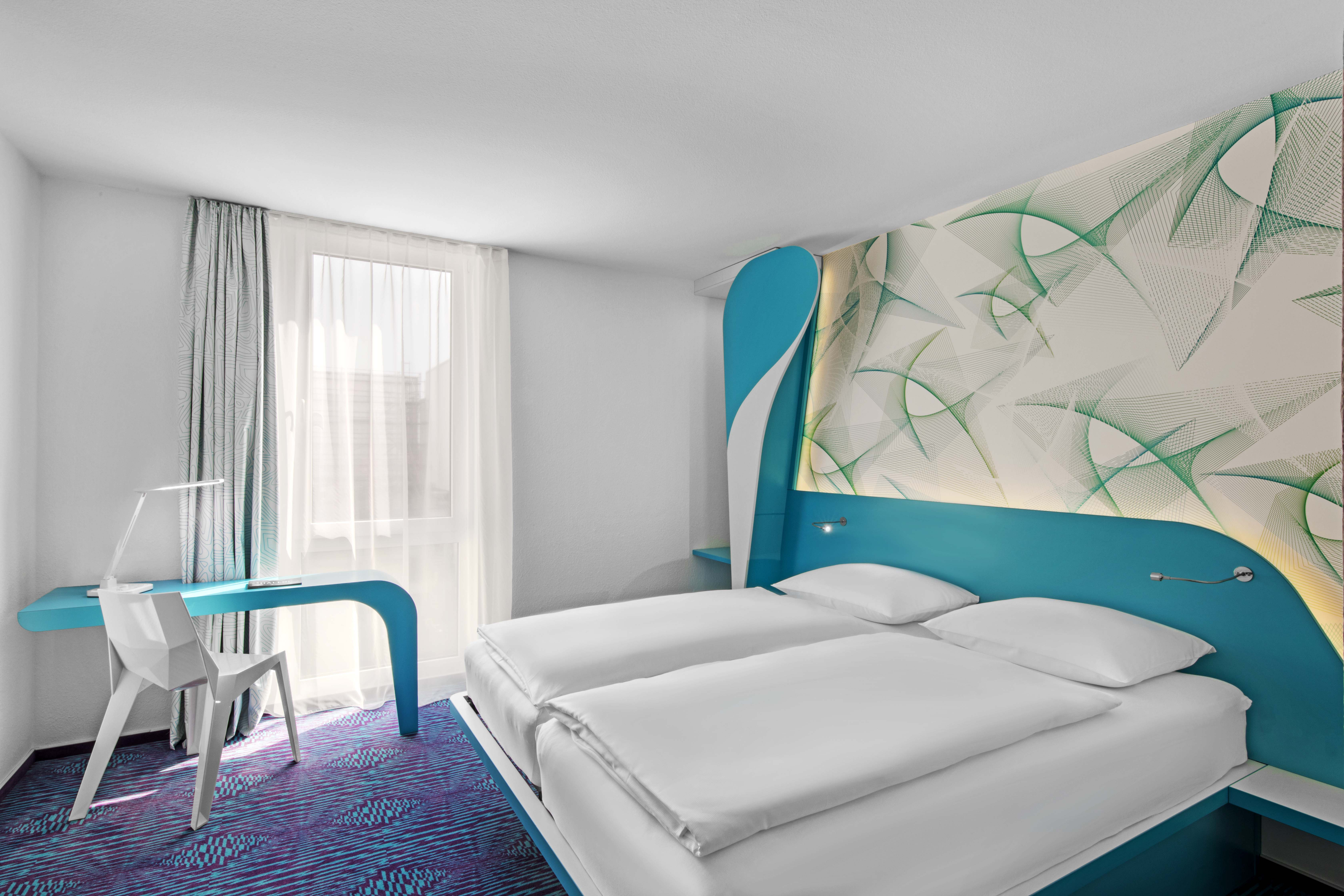 prizeotel Hamburg-St. Pauli - Your room