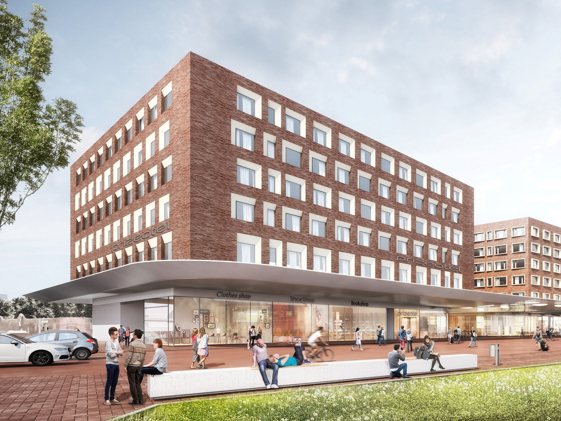 prizeotel Münster-Airport - opening 2020