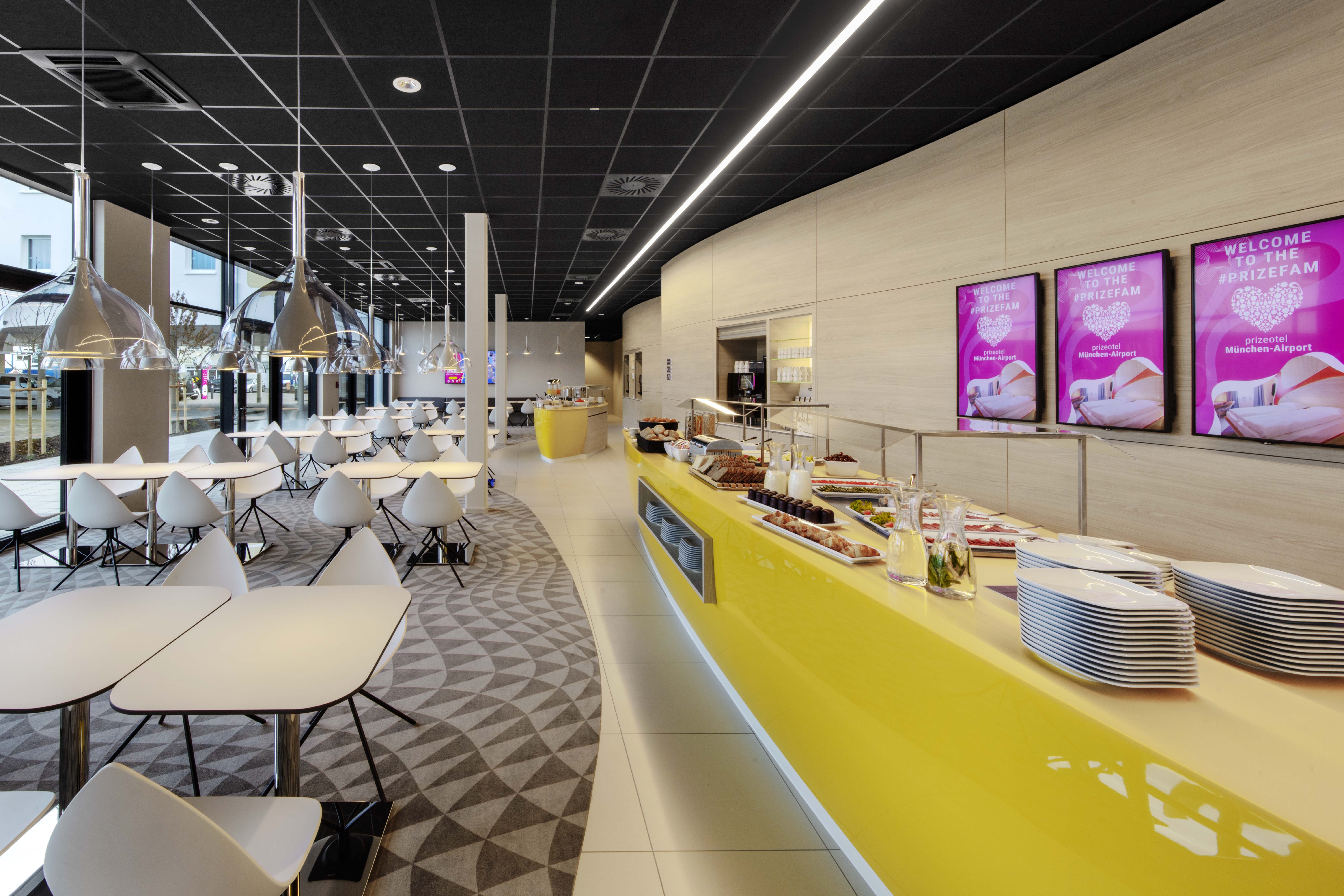 Prizeotel Munich Airport - Breakfast area