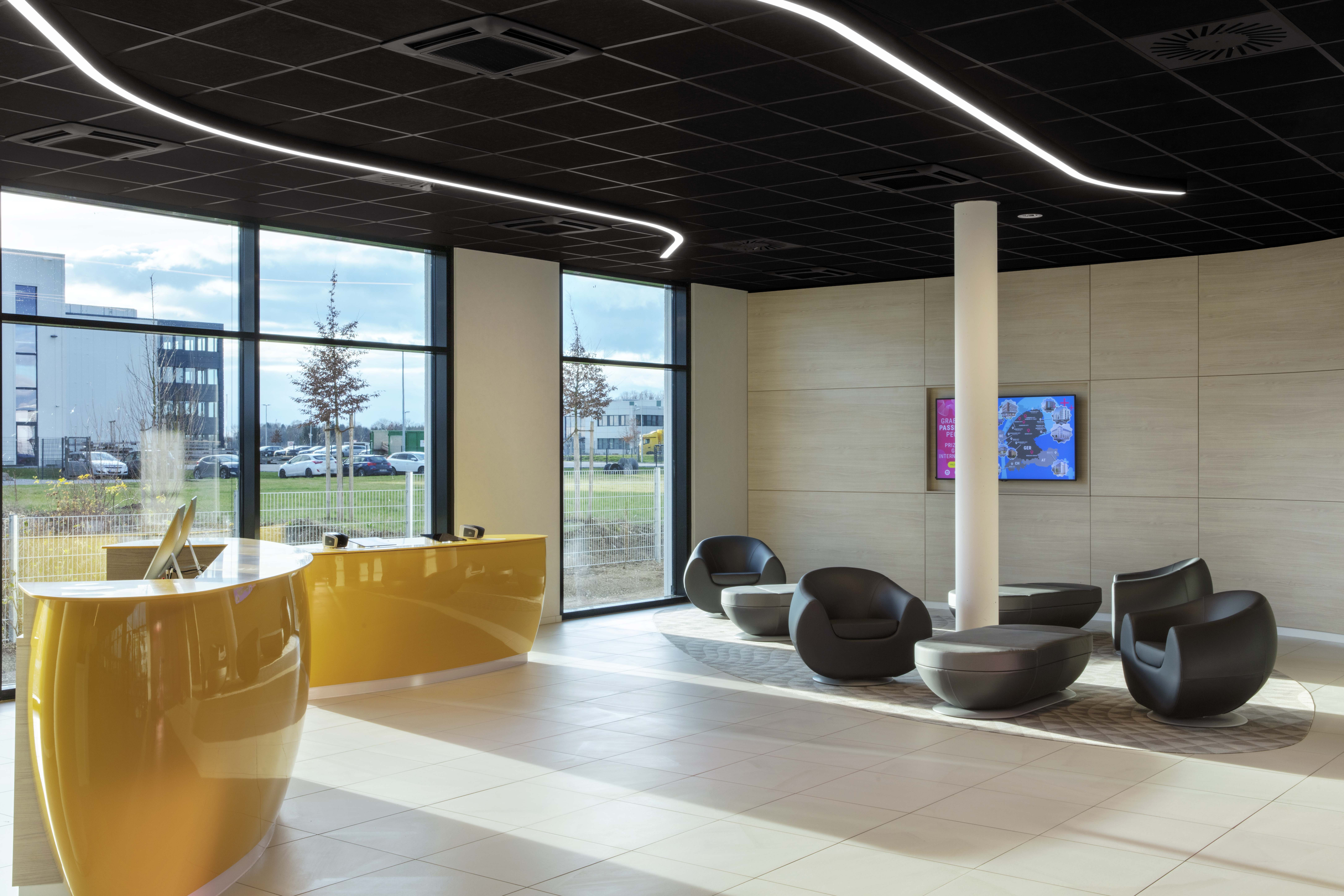 Prizeotel Munich Airport - Entrance & Lounge