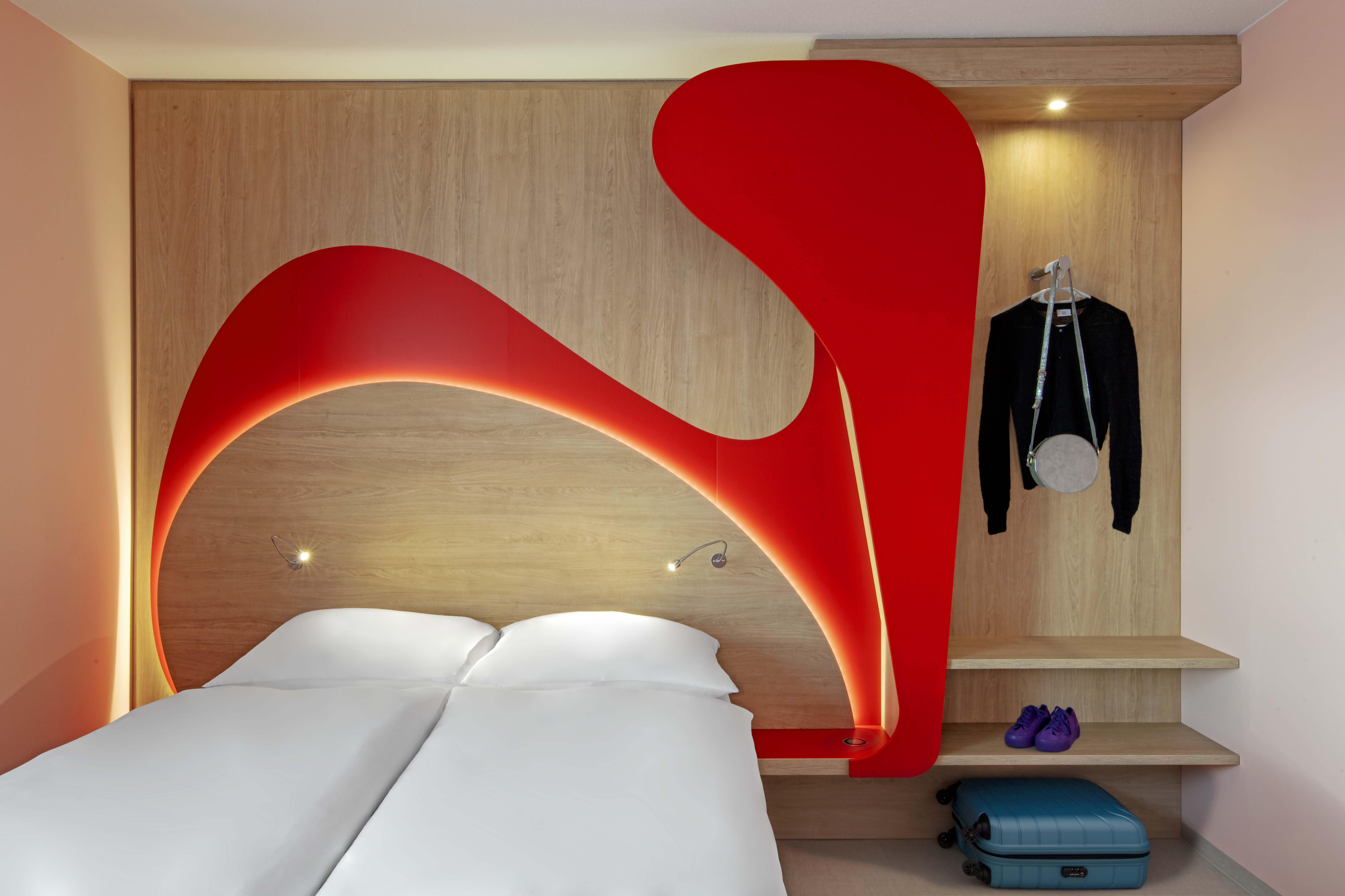 Prizeotel Munich Airport - Design room
