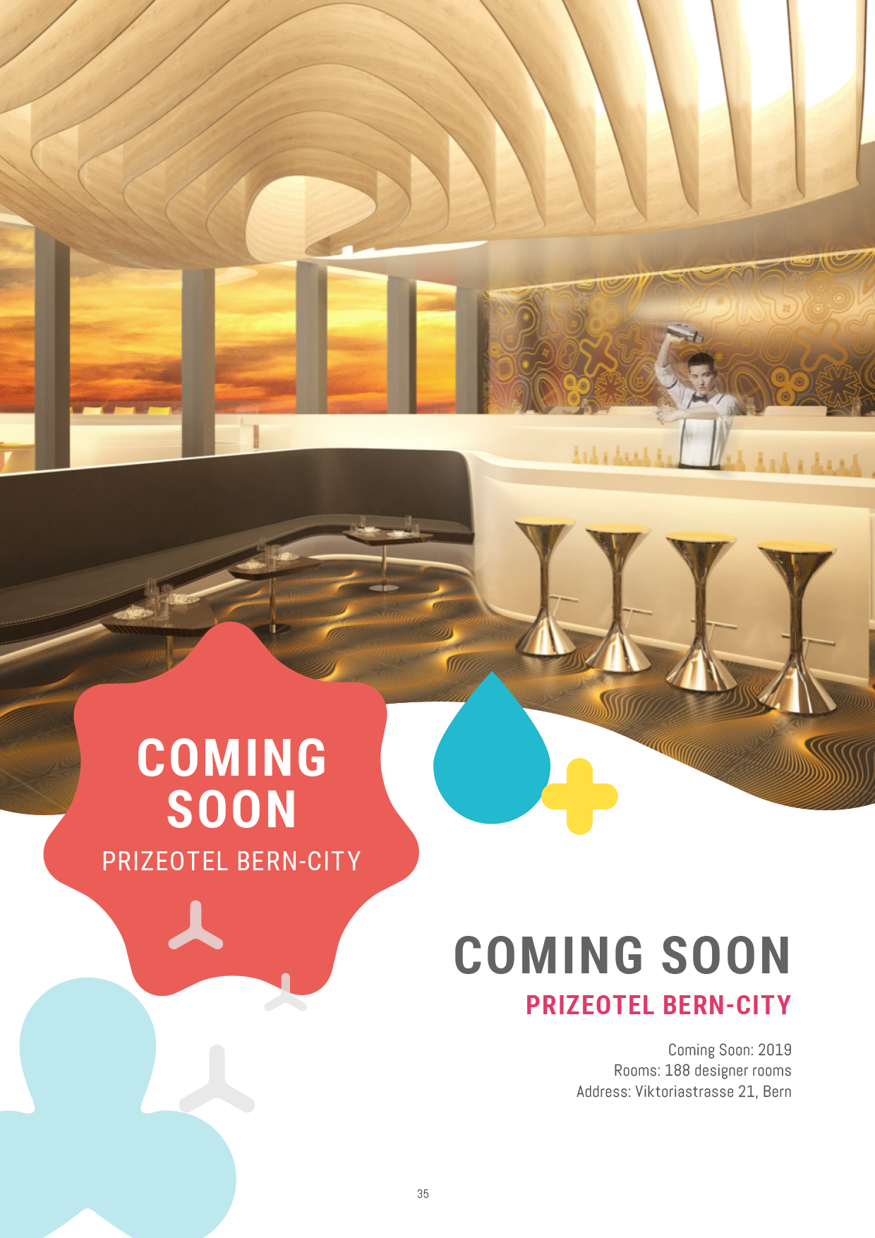 Coming Soon - prizeotel Bern-City