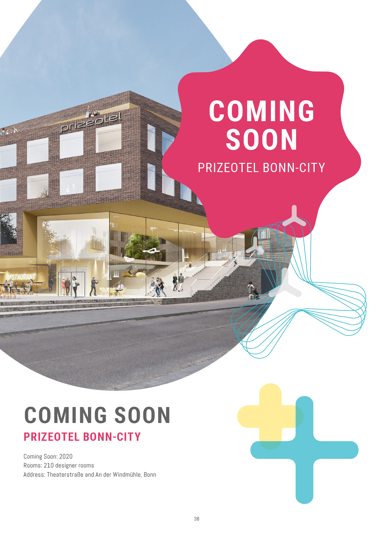 Coming Soon - prizeotel Bonn-City
