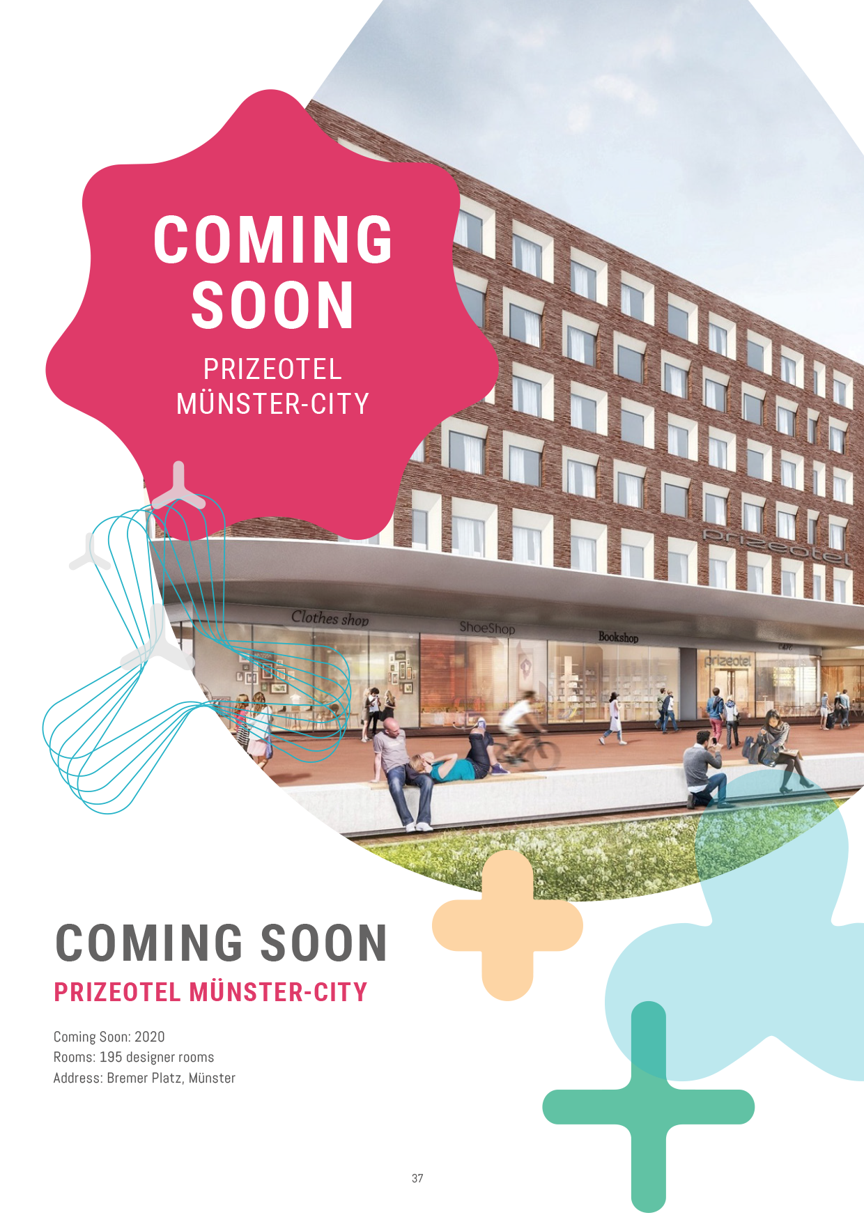 Coming Soon - prizeotel Münster-City