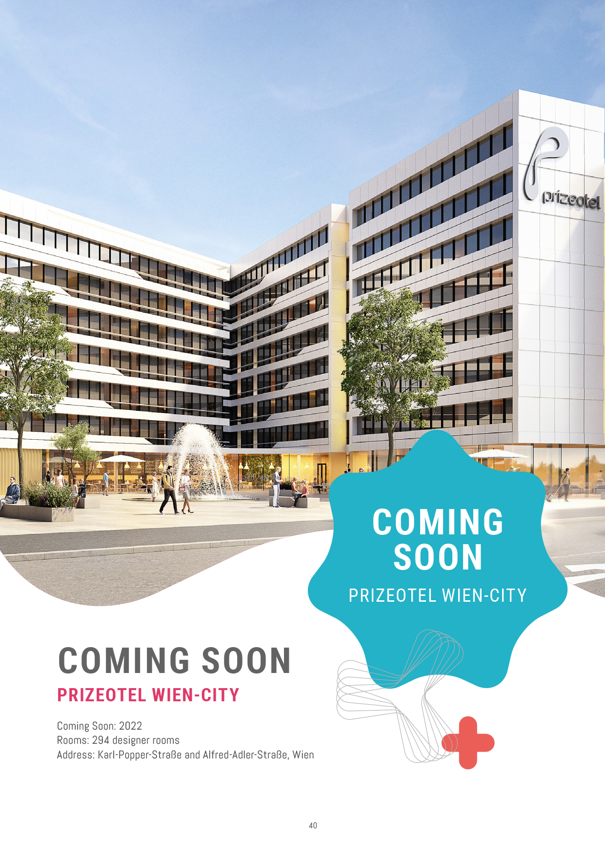 Coming Soon - prizeotel Wien-City