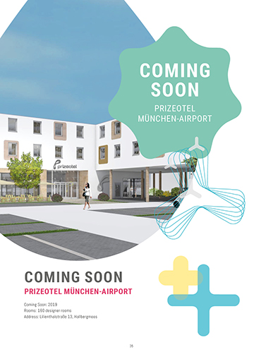 Coming Soon - prizeotel Munich-Airport